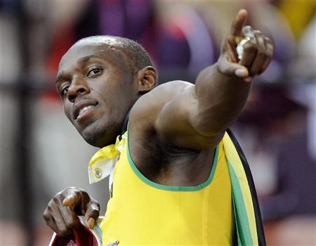 Usain Bolt will go for a three-peat in the 100m, 200 and 4x100 relay at the Rio Olympics. (Reuters)