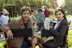 Eric McCormack and Rachael Leigh Cook begin production on &quot;Perception&quot; for TNT -- TNT