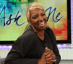 NeNe Leakes guest co-hosts Access Hollywood Live on September 22, 2011 -- Access Hollywood