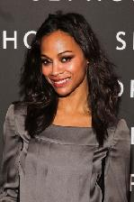 Zoe Saldana attends the Sephora Meatpacking District Grand Opening Party in New York City on September 15, 2011  -- WireImage