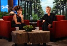 Rihanna on 'The Ellen DeGeneres Show,' November 2011 -- The Ellen DeGeneres Show