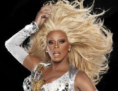 RuPaul seen in a promo shot for 'RuPual's Drag Race' -- Logo