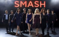 The cast of NBC&#39;s &#39;Smash&#39; -- NBC