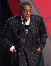 Don Cornelius presents the BET Lifetime Achievement Award onstage during the 2009 BET Awards held at the Shrine Auditorium, Los Angeles, on June 28, 2009  -- Getty Images