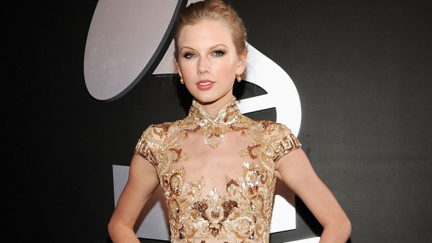 Grammy Awards 2012: Taylor Swift&#39;s &#39;Happy&#39; Night! -- Getty Images