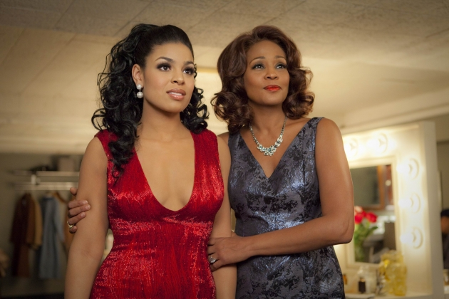 Jordin Sparks and Whitney Houston in &#39;Sparkle&#39;
