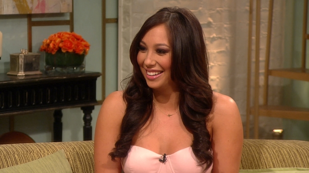 Cheryl Burke Dishes On Her &#39;Dancing&#39; Chemistry With William Levy -- Access Hollywood