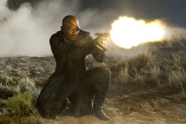 Samuel L. Jackson in &#39;The Avengers&#39; -- Marvel