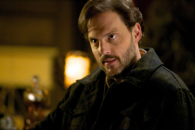 Silas Weir Mitchell as Monroe on NBC's 'Grimm' -- NBC