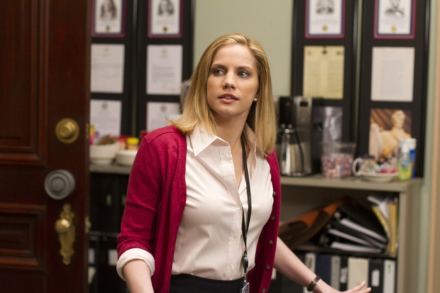 Anna Chlumsky in 'Veep' on HBO, 2012 -- Bill Gray/HBO