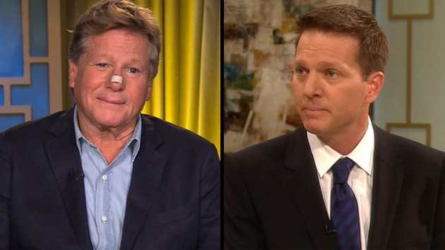 Ryan O'Neal, Patrick O'Neal -- Access Hollywood