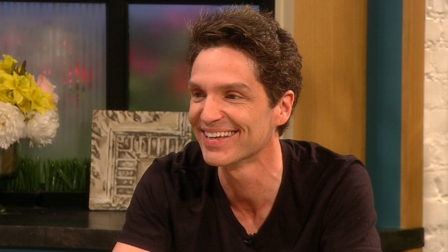 Richard Marx visits Access Hollywood Live on June 14, 2012 -- Access Hollywood