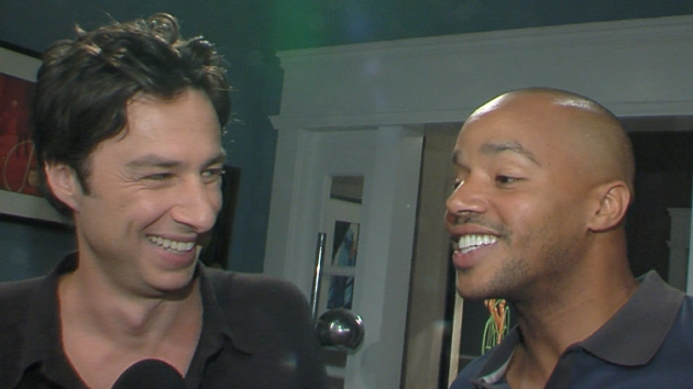 Will Zach Braff Return For More Episodes Of TV Land's The Exes?  -- Access Hollywood