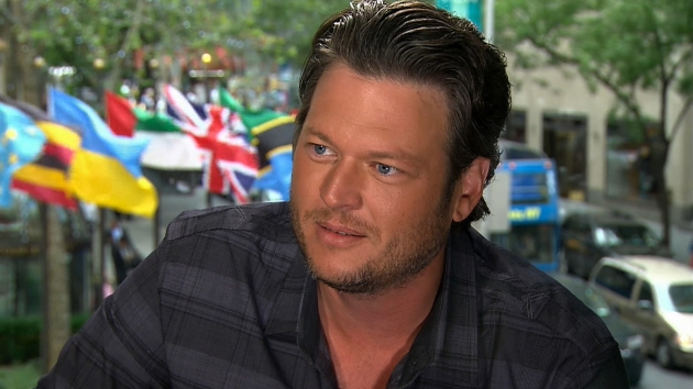 Blake Shelton Discusses Simon Cowell&#39;s The Voice Rants -- Access Hollywood