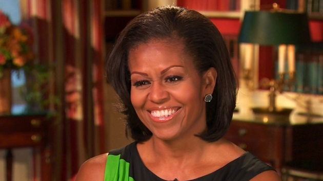 Michelle Obama: Our 20th Wedding Anniversary Is The Same Night As The First Debate  -- Access Hollywood