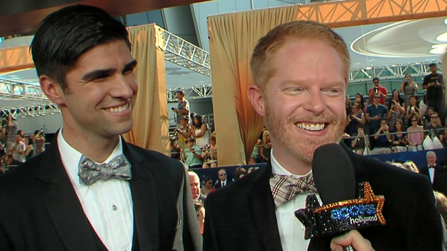Emmys 2012: Jesse Tyler Ferguson & Fiance Reveal Engagement Details!  -- Access Hollywood
