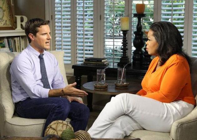 Kony 2012 Founder Jason Russell chats with Oprah Winfrey on 'Oprah's Next Chapter' -- OWN: The Oprah Winfrey Network