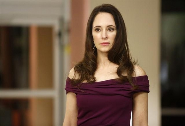 Madeleine Stowe as Victoria Grayson in ABC&#39;s &#39;Revenge&#39; -- ABC