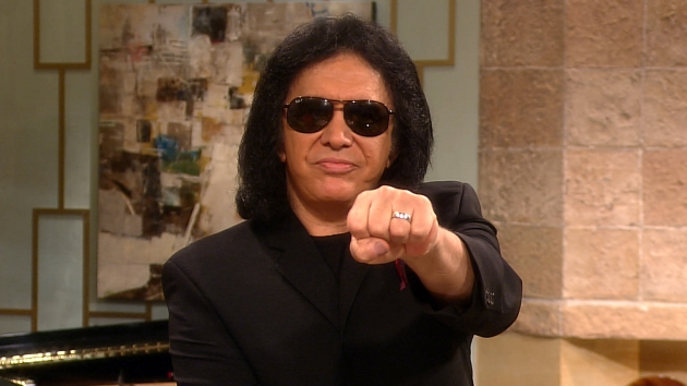 Gene Simmons Praises Daughter's X Factor Appearance & Talks Monogamy & Marriage  -- Access Hollywood