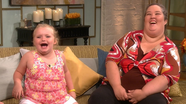 Honey Boo Boo Gets Fed Up With Interview Questions!