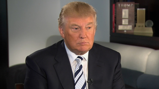 Donald Trump Defends His $5 Million Challenge To President Obama -- Access Hollywood