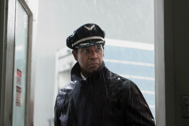 Denzel Washington in 'Flight'  --
