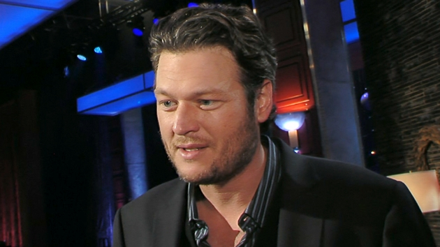 Blake Shelton: Why He Never Spends More Than Two Weeks Apart From Wife Miranda Lambert  -- Access Hollywood
