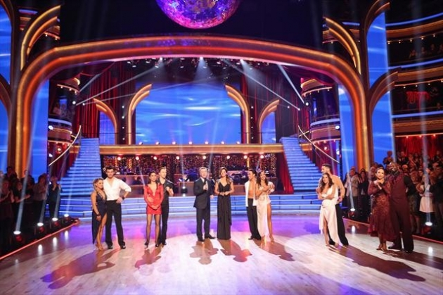 The final five on &#39;Dancing with the Stars: All Stars,&#39; Nov. 19, 2012 -- ABC
