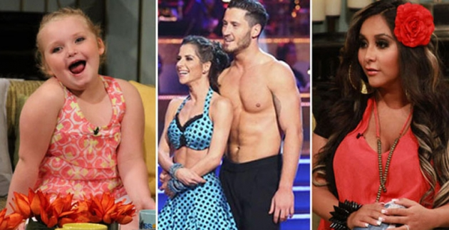 Honey Boo Boo / Kelly Monaco and Valentin Chmerkovskiy / Snooki