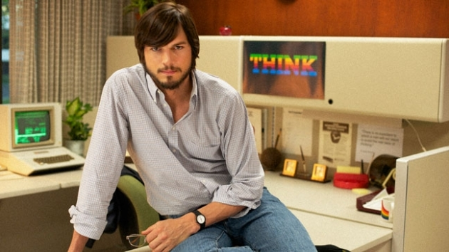 Ashton Kutcher as Steve Jobs in &#39;jOBS&#39; -- Glen Wilson
