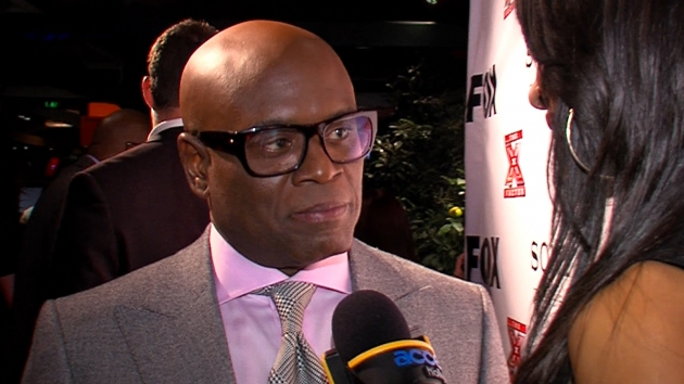 L.A. Reid talks with Access Hollywood's Shaun Robinson -- Access Hollywood