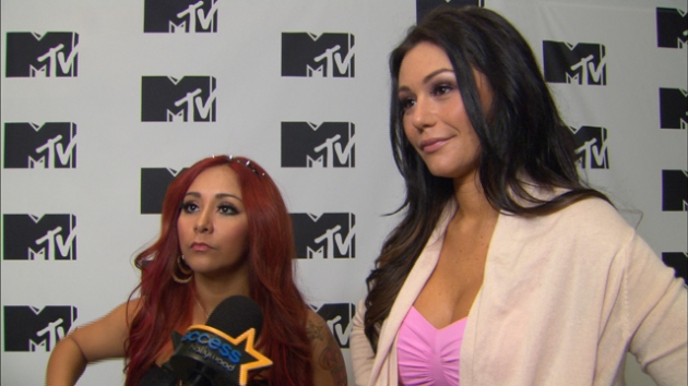 Snooki and JWoww speak with Access -- Access Hollywood