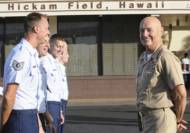 ... back to the islands to reprise his role as joe white on hawaii five 0