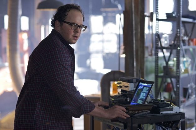 Austin Basis as JT in &#39;Beauty and The Beast&#39; on The CW