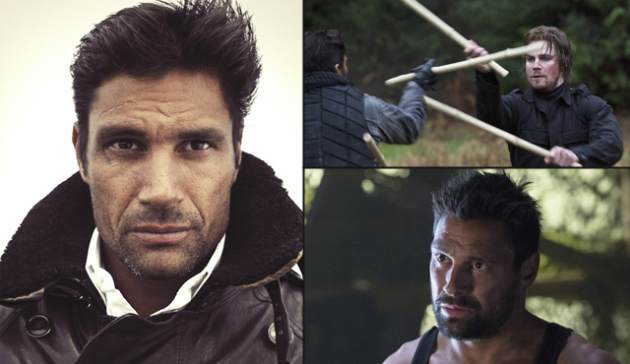 Manu Bennett -- The CW