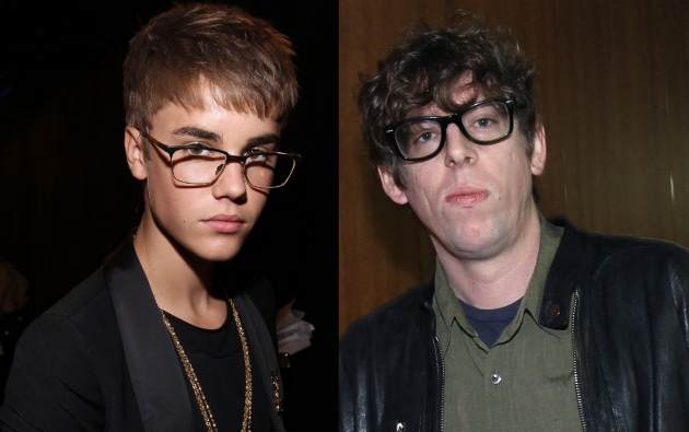 Justin Bieber, Patrick Carney -- Getty Images
