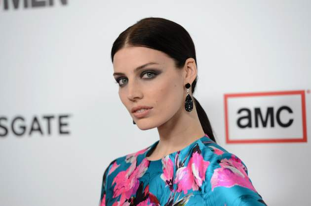 Jessica Pare arrives at the Premiere Of AMC&#39;s &#39;Mad Men&#39; Season 6 at DGA Theater on March 20, 2013 in Los Angeles -- Getty Images