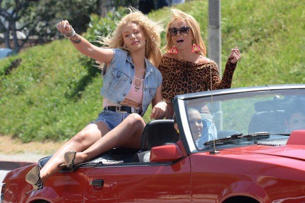 Iggy & Britney's Twitter Feud?