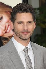 Eric Bana smiles at the Los Angeles premiere of 'Funny People' on July 20, 2009 -- Getty Images