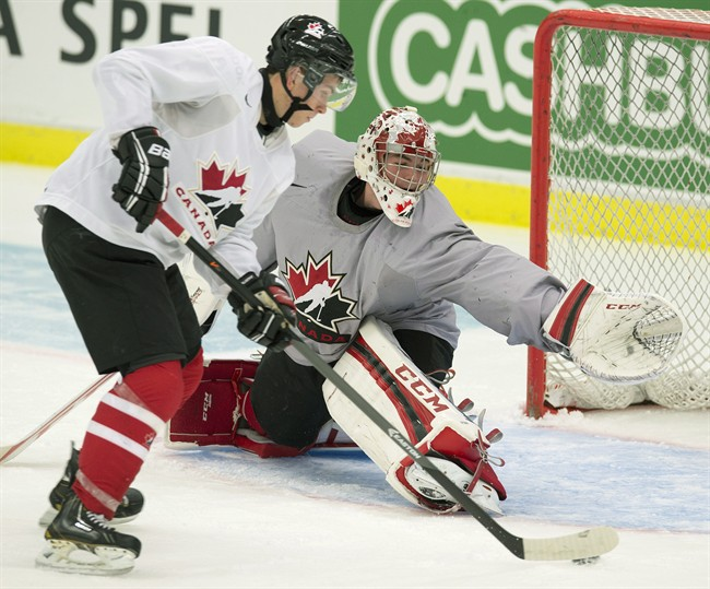 WJC: Paterson To Start In Goal As Canada Opens World Juniors Against Germany