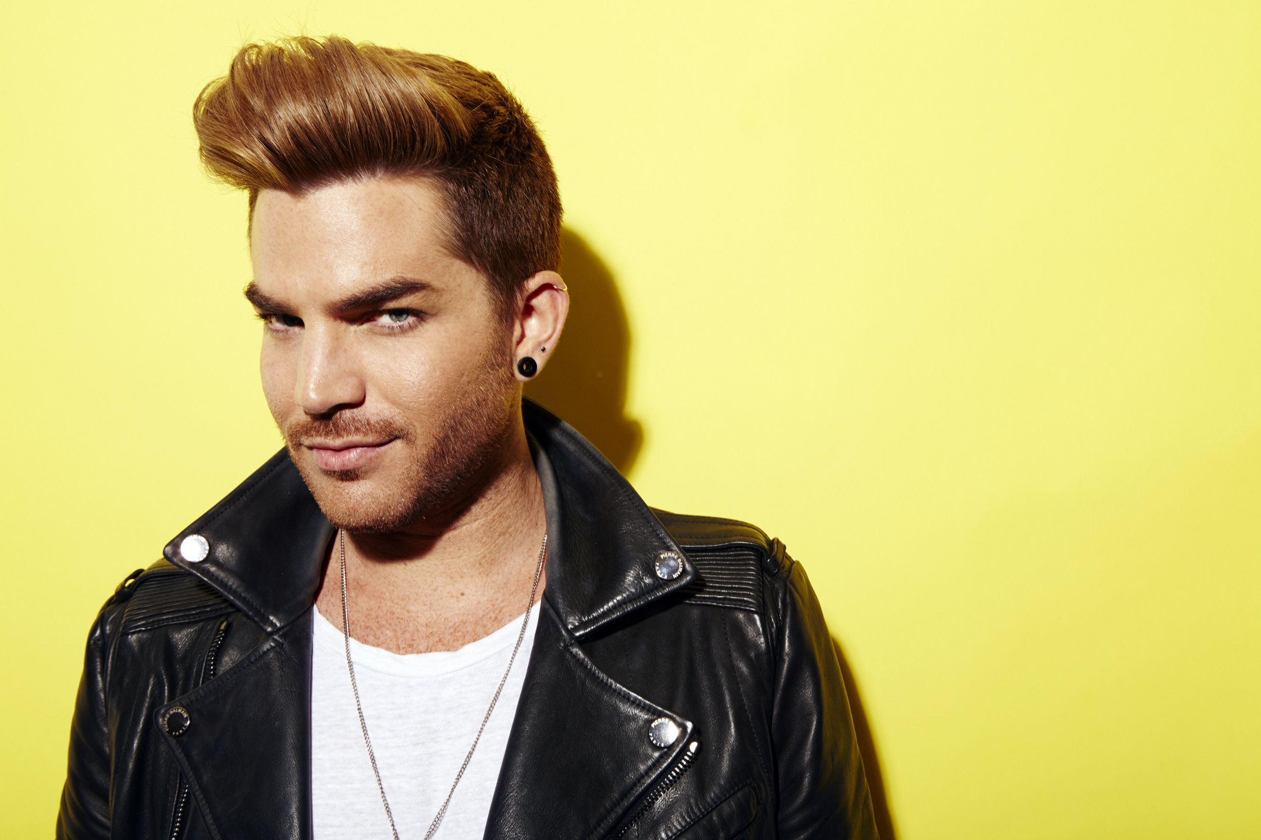 from Trenton adam lambert being gay