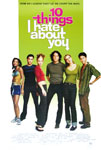 Poster of 10 Things I Hate About You
