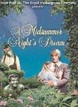Poster of A Midsummer Night's Dream