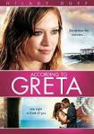Poster of According to Greta