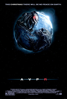 Poster of Aliens vs. Predator: Requiem