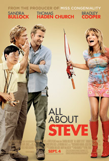Poster of All About Steve