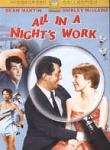 Poster of All in a Night's Work