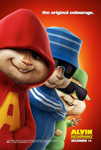 Poster of Alvin and the Chipmunks