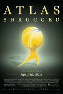 Poster of Atlas Shrugged Part One