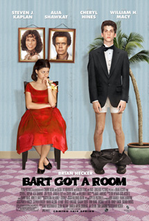 Poster of Bart Got a Room